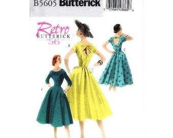 Retro Butterick '56
