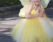 Iridessa Pixie Tutu Costume 12m-5T  Great for Halloween Birthdays or Portraits