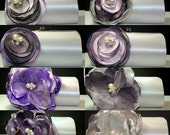 Wedding Party - Maid of Honor Gifts - Bridesmaids - Gift Ideas - Bridal Accessories - Clutches - Set of 8 Clutches