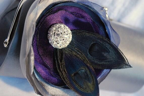 Bridesmaids Clutch / Bridesmaids Gifts / Handbags / Evening Bag / Custom Clutch Collection/ Set of 3