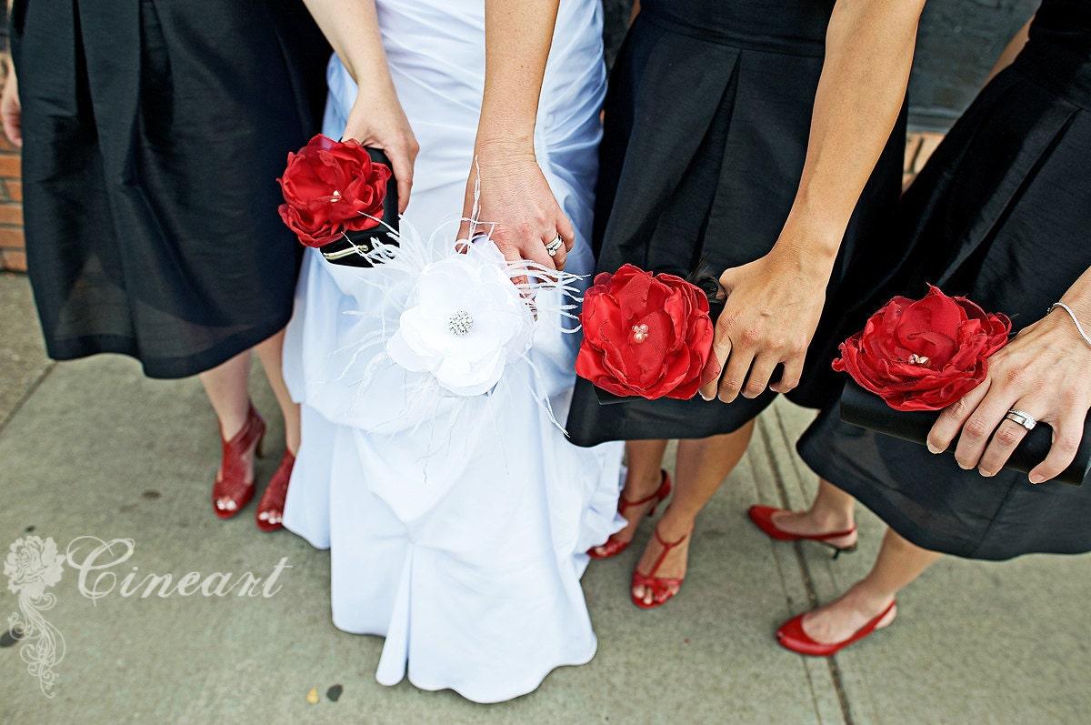 bridesmaid clutch set of 4 bridesmaid clutches bridesmaid