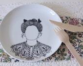 Pretty Charlotte -  Breakfast Plate
