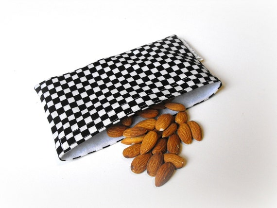 CLEARANCE -- Reusable Snack Bag -- Finish Line