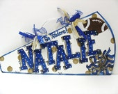 Cheerleading gift, cheerleader, personalized megaphone