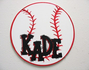 Baseball, Basketball Sport Ball Wall Decor