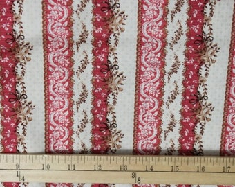 Mary Rose Classic Fabric Quilt Gate MR 2060 16A Stripes