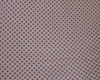 Penelope Petal Dot  LH11049PTL Lakehouse Dry Goods French Fabric