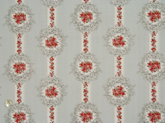 Mary Rose Quilt Gate Fabric Marianne MR 2030 14C