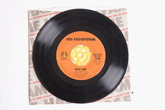 """3 Retro Records - 1970s 7"""" Vinyl"""