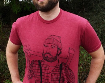 LUMBERJACK Shirt (Vintage Red)