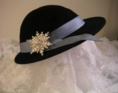 The Ice Princess, a restyled hat