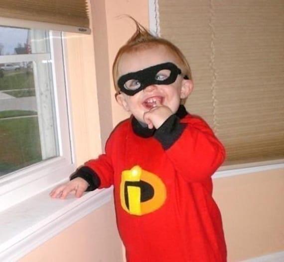 Jack-Jack Incredibles Baby costume/Birthday theme
