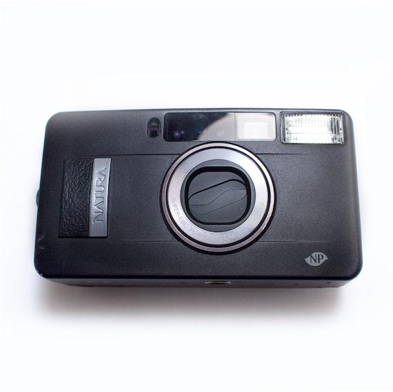 Fujifilm Black Natura F1point9 free natura 1600 ISO film. fast lens including Natura Case