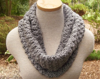 Crochet Cowl - The House Cowl...You Choose From 42 Colors