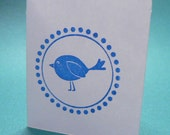 Bird Lunch Box Note Cards