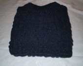 HAND KNITTED ADULT CHUNKY SWEATER