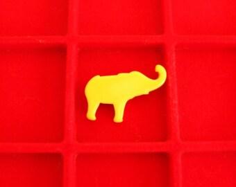 Vintage Bakelite Elephant Pin