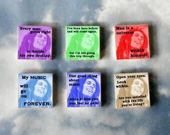 BOB MARLEY Magnet Gift Set