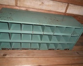 Sale - Heavy Duty Metal Industrial parts Cabinet Commerial Industrial Decor or Garage