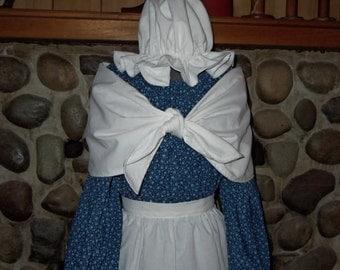 Ladies Colonial Dress Costume Civil War Pioneer Prairie Prints Available