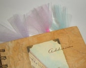 Tulle Paperclips-Set of 3
