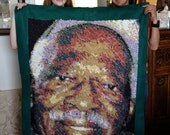 A Photo Quilt is a beautiful way to honor that special someone in your life.