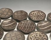 "Small ceramic side dish (around 5"" diameter)"