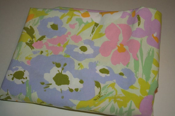 Reserved Listing For Rochelle - Vintage Twin Flat Sheet