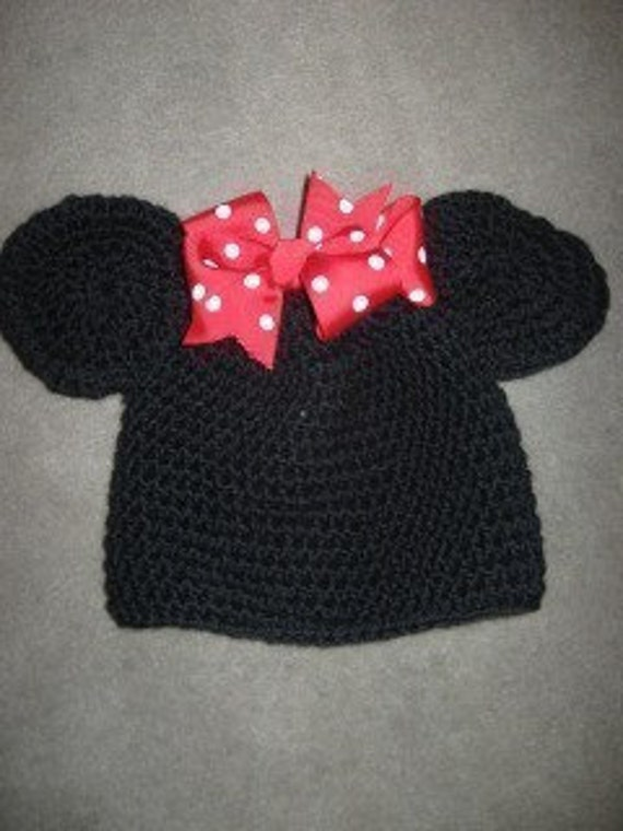 Minnie or Mickey mouse beanie  Buy 2 get 1 free
