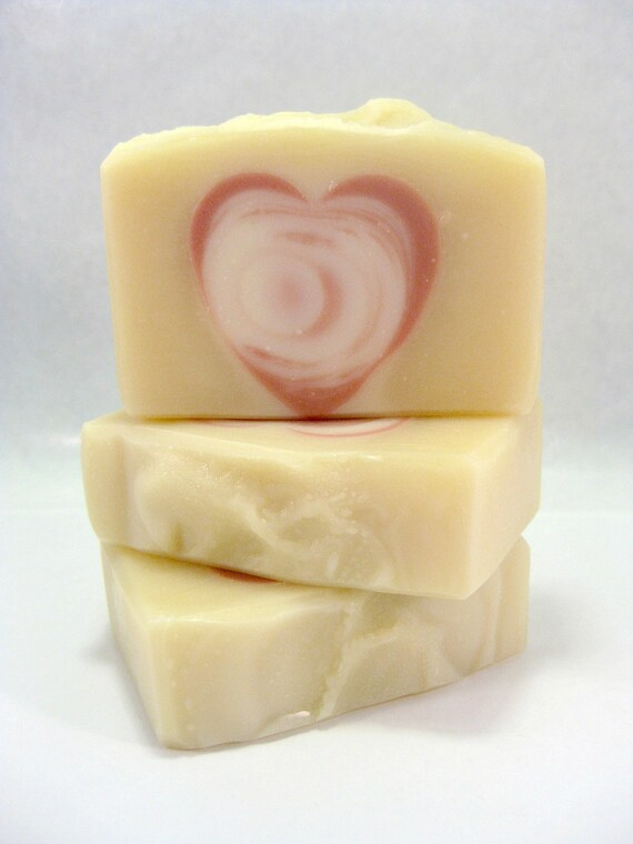 Sweet Love Olive Oil Cocoa Butter Soap
