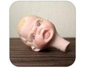 Ceramic Doll Head - Qty 1 - Lot 709
