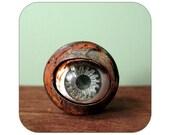 Sleepy Doll Eye - Large - Acrylic - Qty. 1 -  Lot 972