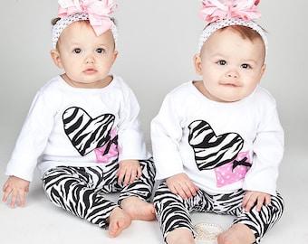 Big Sister and Littler Sister Hair Bow Set, OTT Hair Bows, Newborn Headband, Infant Headband, Baby Headband, Baby & Toddler, Birthday Bows