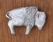 Bison knob