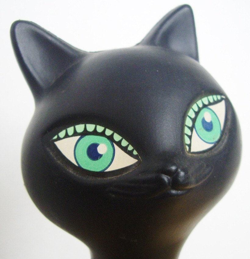 Plastic Black Fantasti Cat Bubble Bath Container Ansehl Co