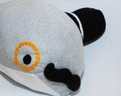 Mr. Fancy Whale
