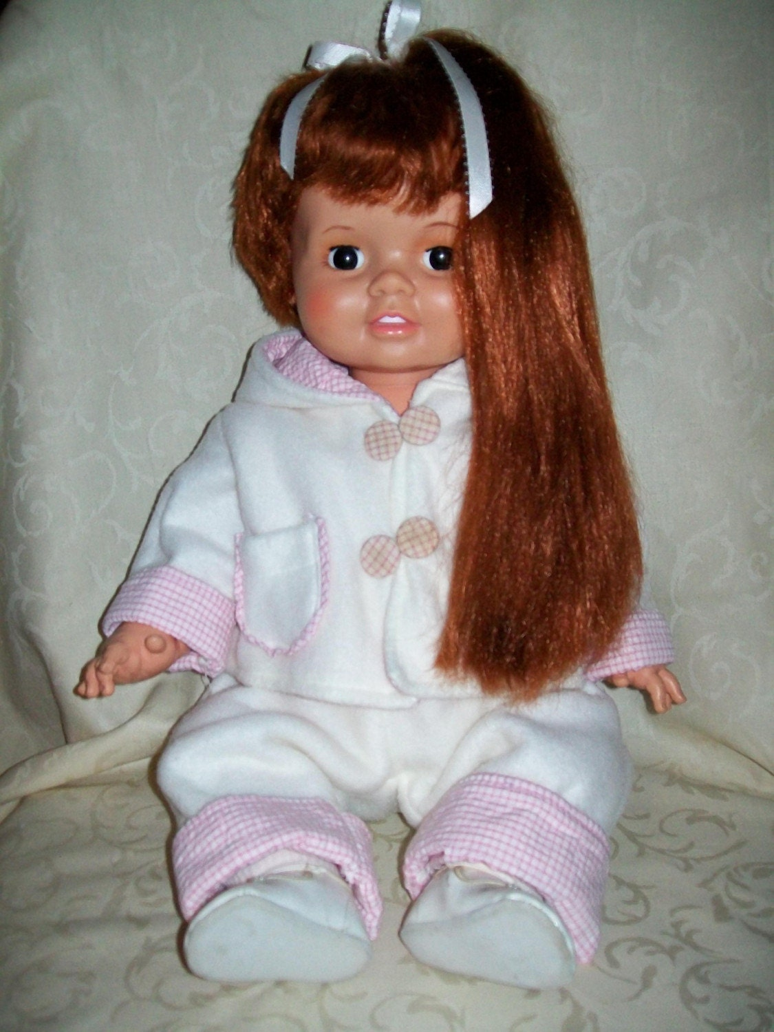 Baby Crissy Doll Ideal Toy Corp With Growing Hair