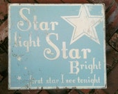 "Star Light Star Bright ""Fun Size"" 9 x 10"