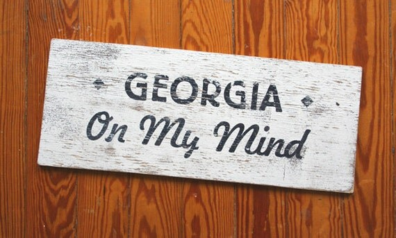 Georgia on my Mind 9x22