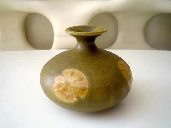 60's OMC Japanese Bud Vase