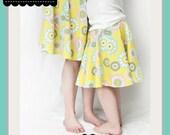 Rosie's Circle Twirl Skirt PDF Sewing Pattern