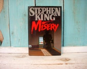 Misery - First Edition First Printing by Stephen King