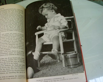 Kidnap - The Story of the Lindbergh Case - First Edition - 1961 - Mid Century - Reading - Read - Cozy Cabin - Conversation Piece