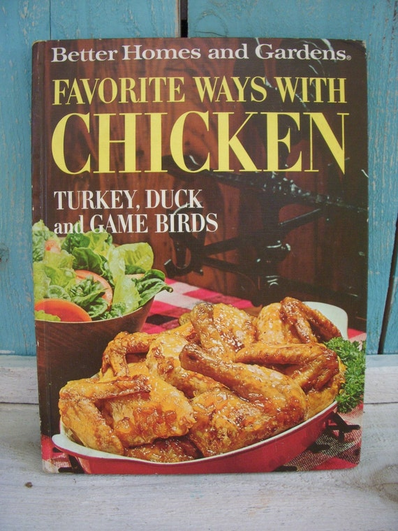 Better homes and gardens vintage cookbook by honeystreasures - Vintage better homes and gardens cookbook ...