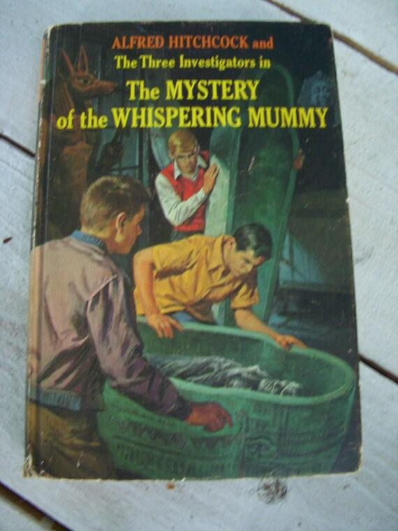 Vintage Book Alfred Hitchcock