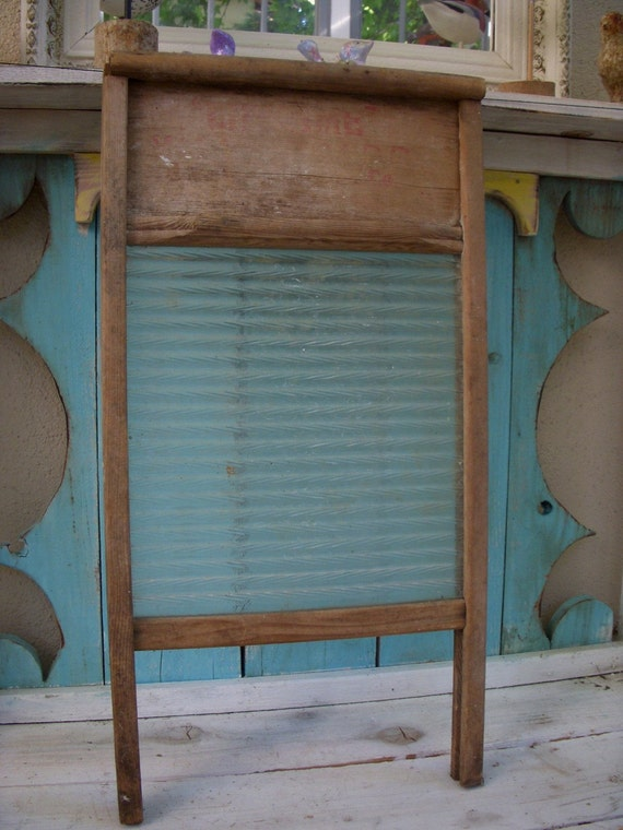 Vintage Wash Board 35
