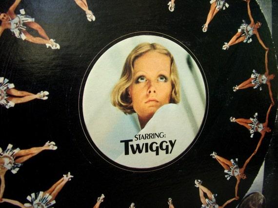 Mgm Records The Boyfriend Twiggy 1971