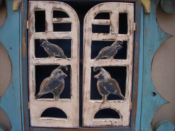 Handmade Shelf, shabby furniture - cottage chic, paris apt, rustic, french cottage - 20 x 12 x 5.5