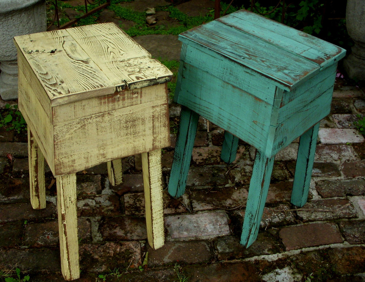 Shabby furniture french country paris apartment handmade