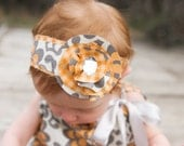 Fabric Headband - PDF PATTERN
